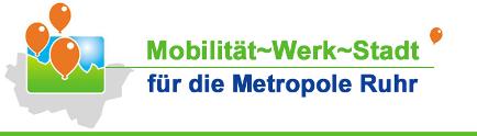 Mobilität~Werk~Stadt für die Metropole Ruhr