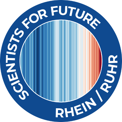 Scientists for Future - Rhein / Ruhr