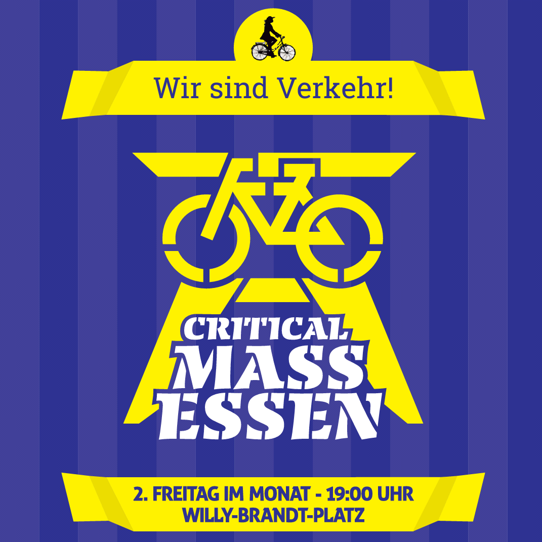 Critical Mass Essen