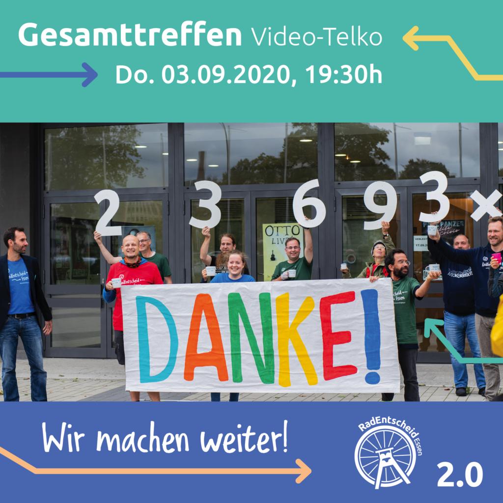 Einladung zum 5. digitalen GesamtTeamTreffen (DIGIREEGTT)