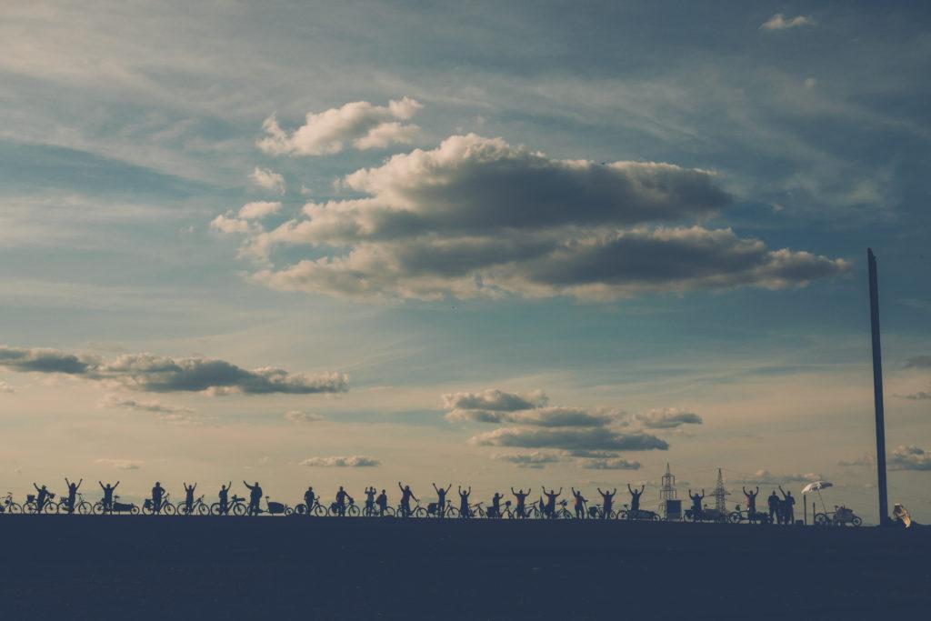 Stadtradeln: Rekordversuch zum RadEntscheid – Die Hälfte der Kilometer ist eingefahren