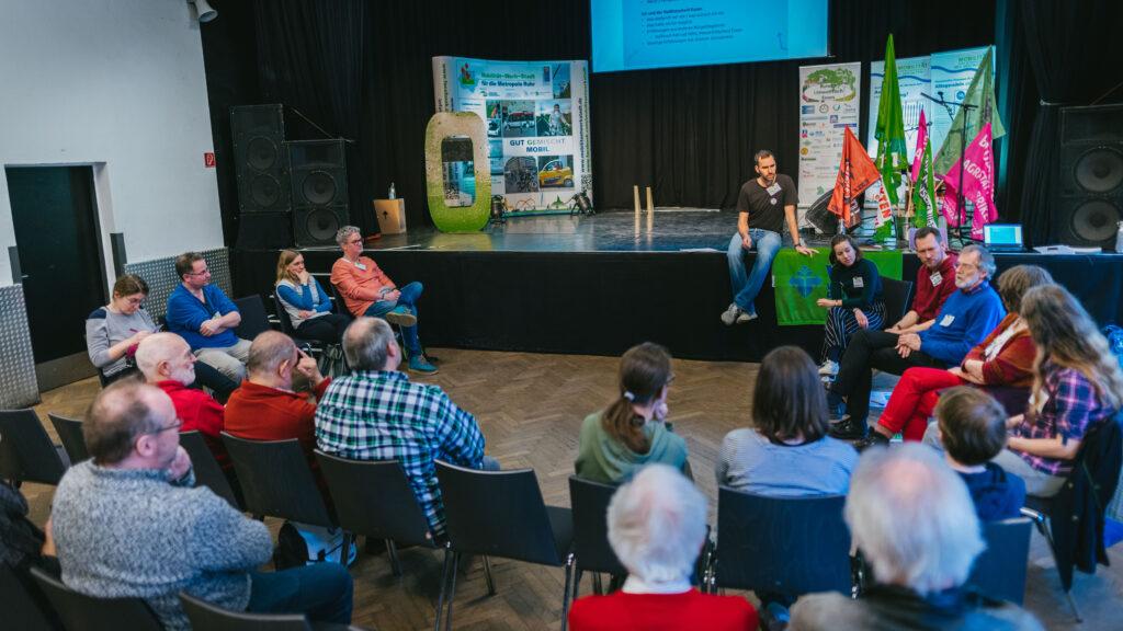 """""""Gemeinsam für Stadtwandel""""-Konferenz"""