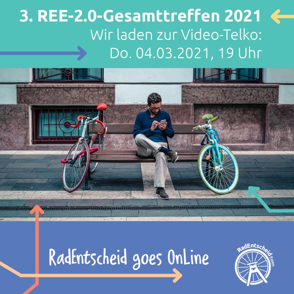 3. Gesamttreffen des REE 2.0 – 2021