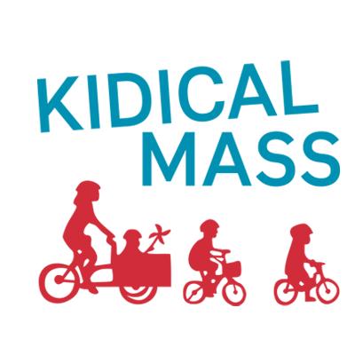 Kinder aufs Rad