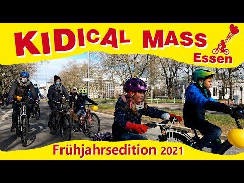 Erste Kidical Mass 2021