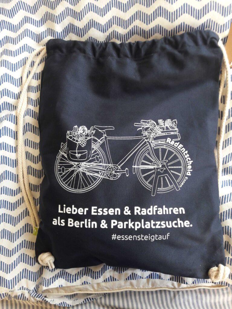 Bike to work-day / Dankeschön-Aktion für und von Radfahrende/n